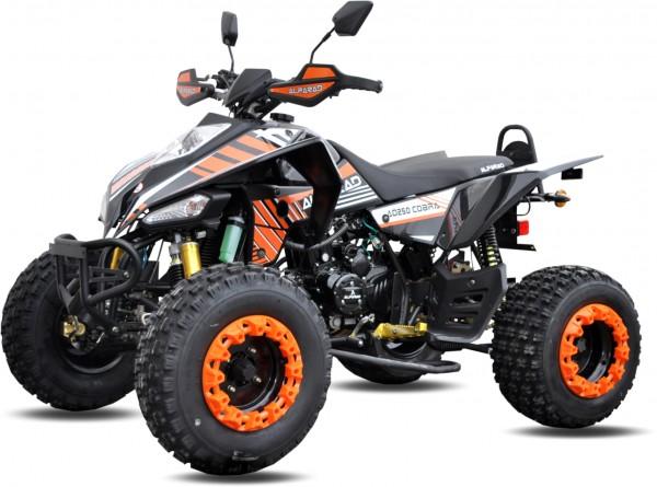 Alfarad-Bashan 250cc Cobra Strassenzulassung-EEC