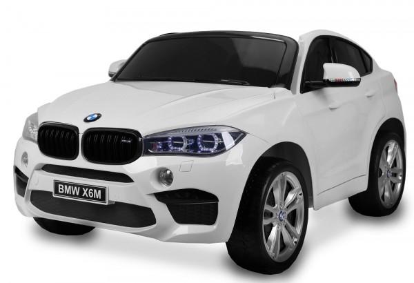 BMW X6 Kinderauto Lizenz 2 Sitzer