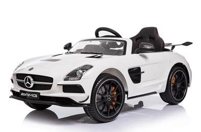 Mercedes SLS AMG 65 Kinderauto Lizenz