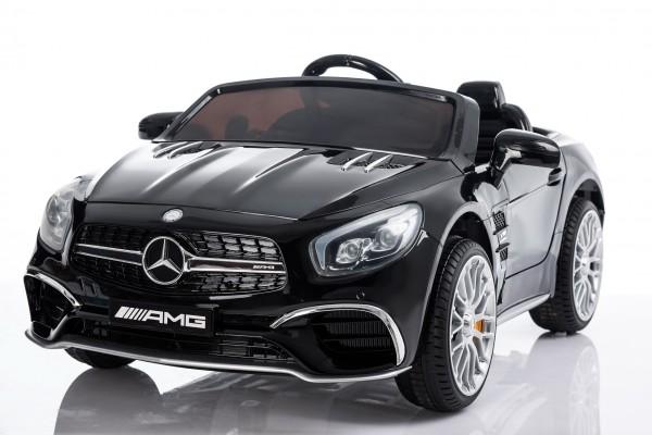 Mercedes Benz SL 65 AMG Lizenz Kinderauto