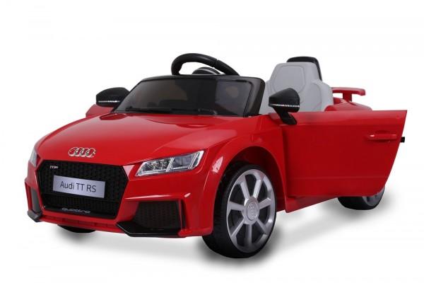 AUDI TTRS Kinderauto Lizenz