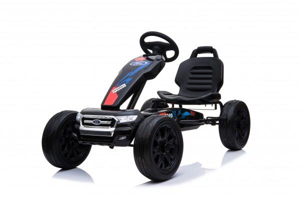 Ford Go kart Pedal Kinderauto Lizenz