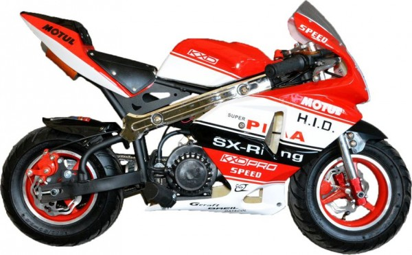49cc PB 008AS- Pocket Bike