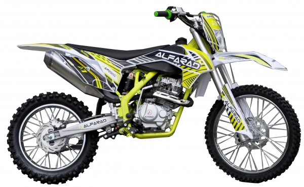 "250cc Alfarad 19"" 21"" Cross Bike"
