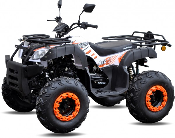 Alfarad-Bashan 200cc Lion-Strassenzulassung EEC