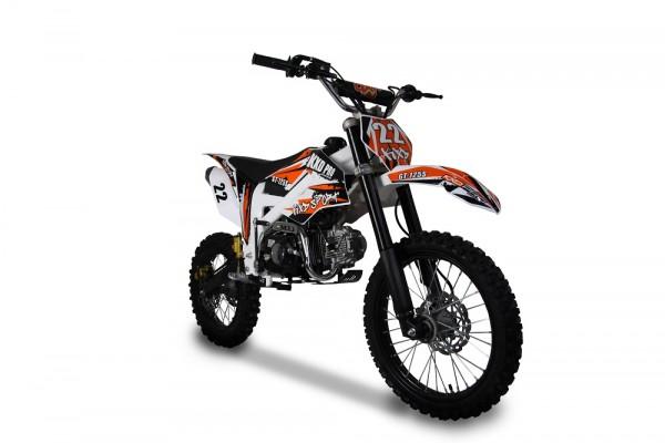 125cc DB 612 PRO E Starter + Kickstarter
