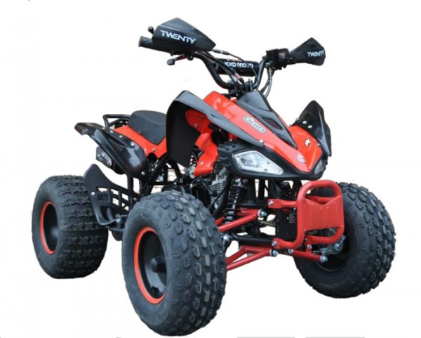 125cc KXD ATV 004 8'' S Pro