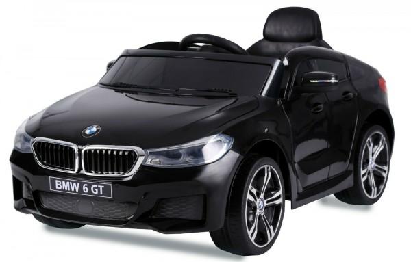 BMW 6 GT Kinderauto Lizenz Einsitzer