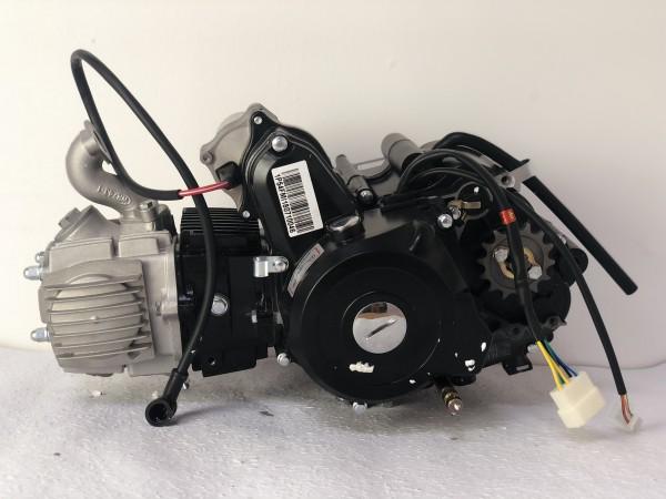 125cc KXD Automatik 1+1 ATV Motor