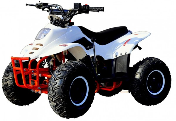 "125 cc ATV 001 7""- Bigfoot"