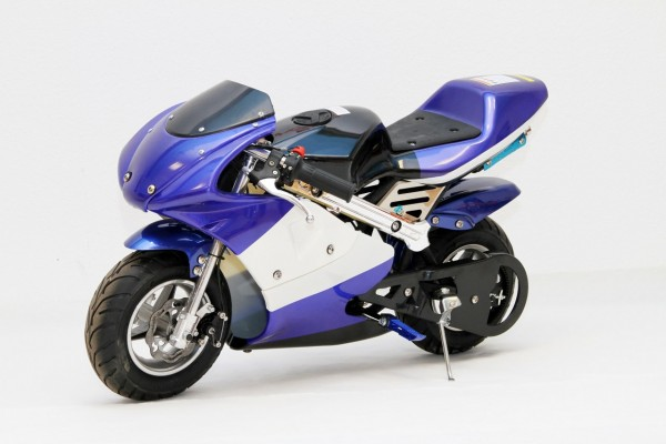 49cc PB 008- Pocket Bike